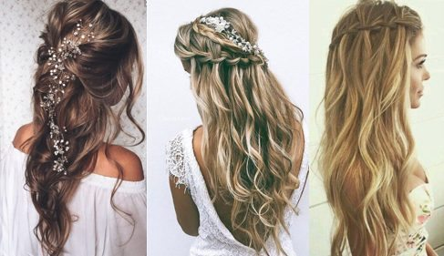 Wedding Hairstyles Short And Long Wedding Hairstyles