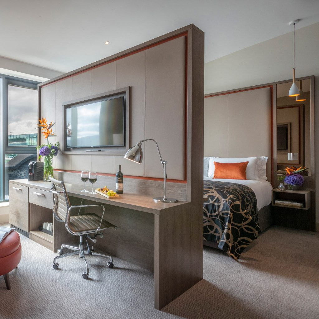 Ballsbridge-Junior-Suite-Room-Bed